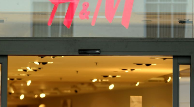 H&M said the results were 'significantly below' plan