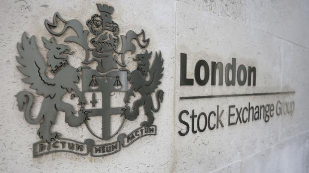The FTSE 100 Index was up 39.3 points at 6,300.5