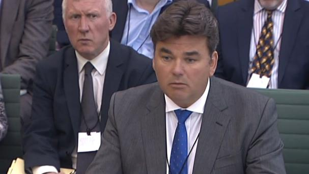 Dominic Chappell denied allegations over a Bahamas holiday, and made a number of counter-claims