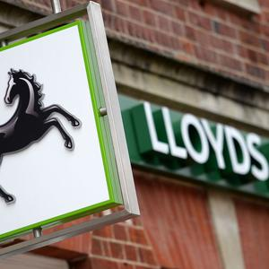 It is thought George Osborne had hoped to launch a retail sale of £2 billion worth of shares in Lloyds as early as August