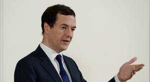 George Osborne has moved to reassure the markets
