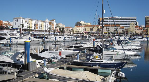 Paul McKenna has a 'home from home' in Vilamoura in Portugal