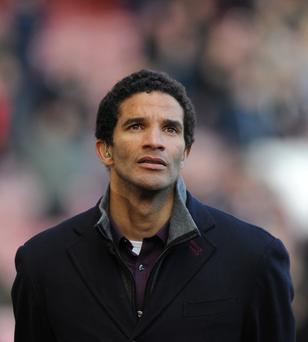 David James, one of the many stars who have ended up bankrupt