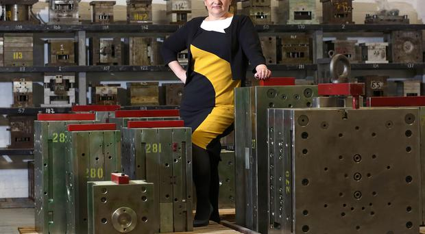 Joanne Liddle, managing director at IPC Mouldings