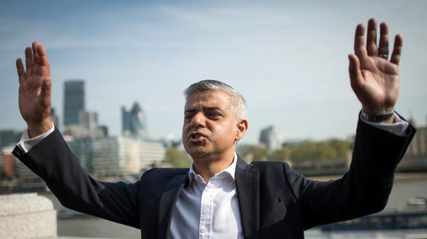 Sadiq Khan has rejected calls for a second referendum on EU membership