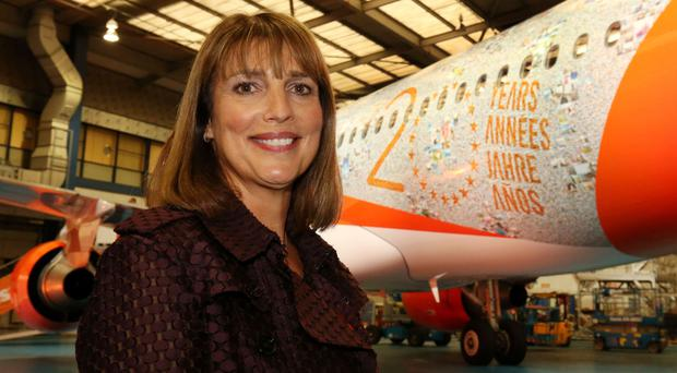 EasyJet chief executive Carolyn McCall said UK travellers still want the benefits of the EU aviation market