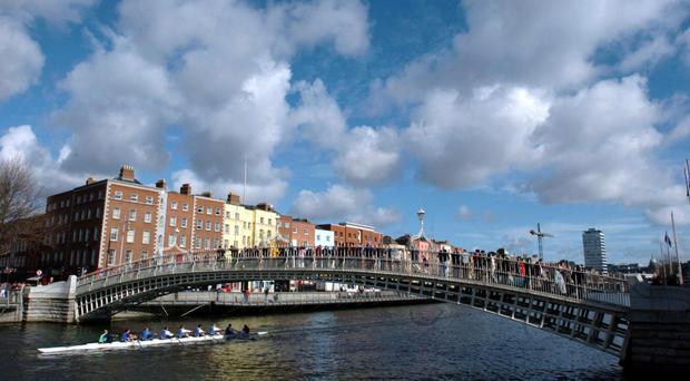 Cities like Dublin are seen as attractive for many UK job seekers
