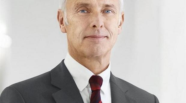 Chief: Matthias Mullerfood, drinks and household sales