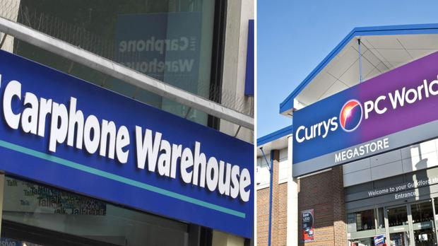 Like-for-like revenue rose 5% over the year after Dixons Carphone continued to snap up a greater share of the mobile phone market
