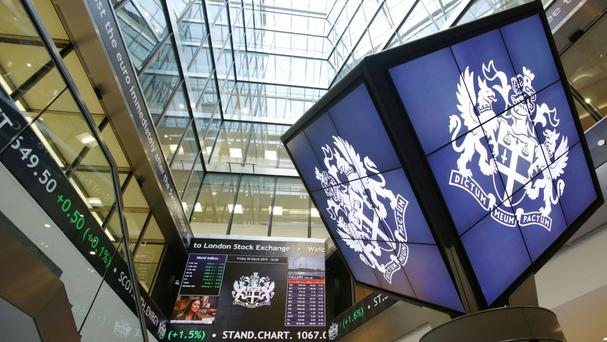 The FTSE has built on large gains made after the Bank of England signalled interest rates could be slashed