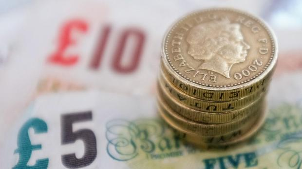 Exporters will benefit from fall in sterling, it has been claimed