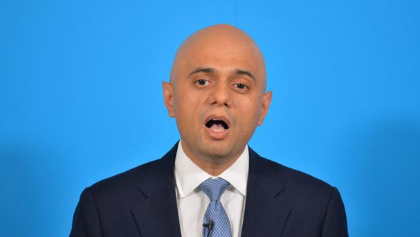 Business Secretary Sajid Javid supported Stephen Crabb in the Tory leadership election