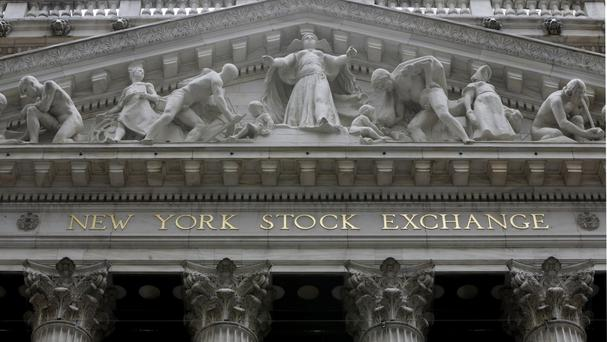 The Dow Jones industrial average climbed 78 points, or 0.4%, to 17,918 (AP)