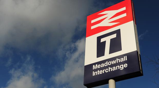 HS2 Ltd proposed that services should go along the existing line to Sheffield Midland station in the city centre rather than a new one at Meadowhall