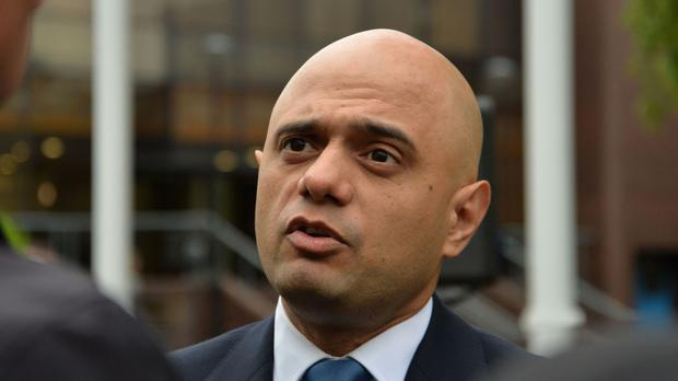 Business Secretary Sajid Javid is holding new talks with Tata in India
