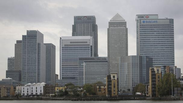 A Frankfurt-based lobbying group has thrown down the gauntlet to London