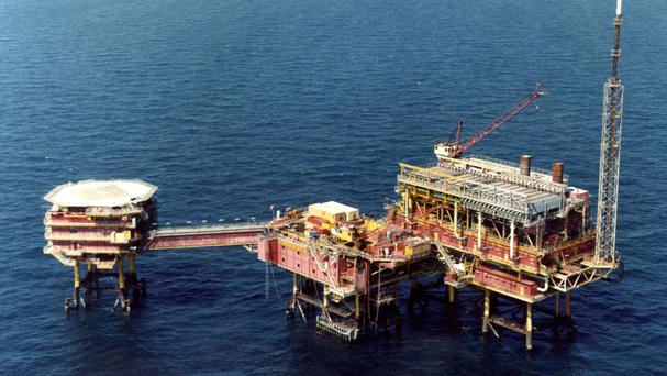 The dispute concerns workers on North Sea platforms