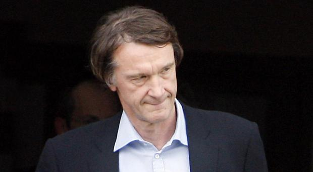 Jim Ratcliffe is the founder of Ineos