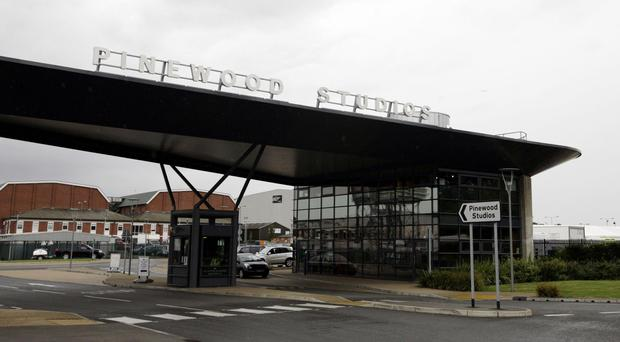 Pinewood Studios in Iver Heath, Buckinghamshire, where the latest Star Wars and James Bond movies were filmed