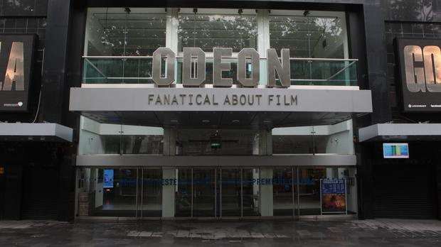AMC Entertainment to buy Europe's Odeon & UCI Cinemas