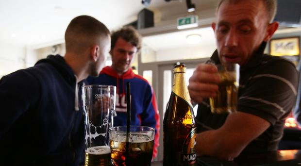 Many pubs and bars are struggling as consumers rein in their spending