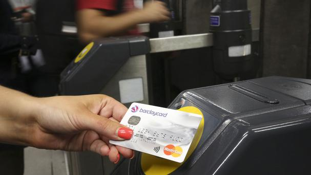 Contactless payments by credit or debit cards were introduced on London's buses in December 2012 and expanded to cover Tube and rail services in September 2014