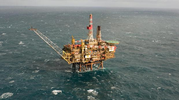 Wood Group oil workers on eight of Shell's North Sea oil and gas platforms have backed strike action (Shell/PA Wire)