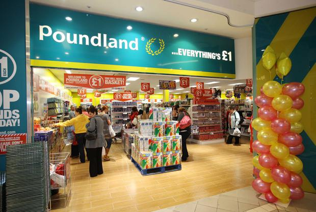 Poundland is being bought over by retailer Steinhoff International