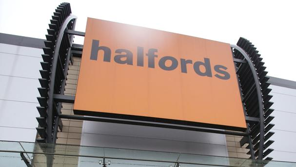 Halfords said it had faith in a decent peak summer cycling season despite a fall in bike sales in the 13 weeks to July 1
