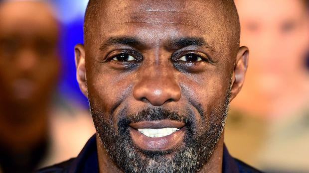 Idris Elba attending the launch party of his Superdry premium menswear collection, at Superdry Regent Street in London