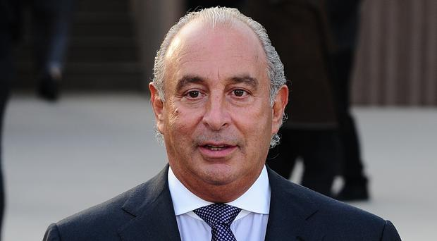 Sir Philip Green claims he pushed for a 'sustainable solution' to BHS's troubled pension scheme