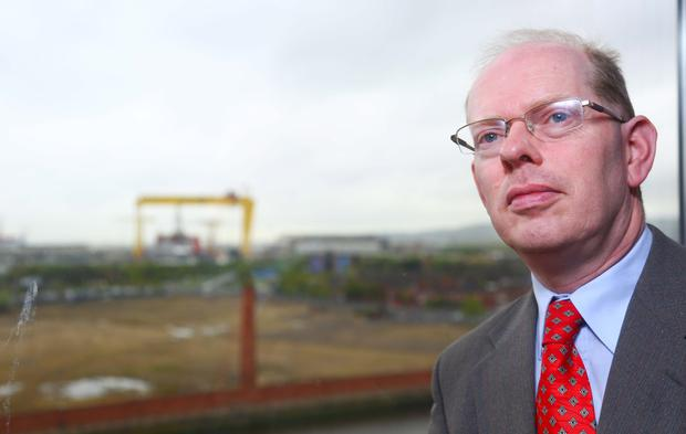 Esmond Birnie has warned of zero growth by the end of the year