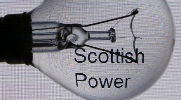 ScottishPower posted a slump in earnings at its gas and electricity supply arm after a major fine for customer service failings