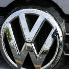 Shares in VW soared 6% in Frankfurt
