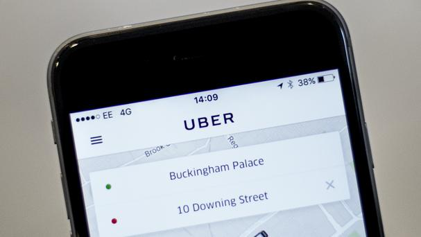Uber claims it is a technology company rather than a taxi firm