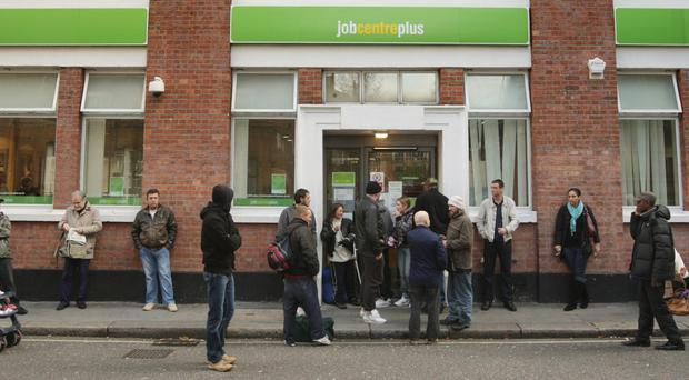 June saw 600 fewer claimants than May, with numbers down 7,200 from last year