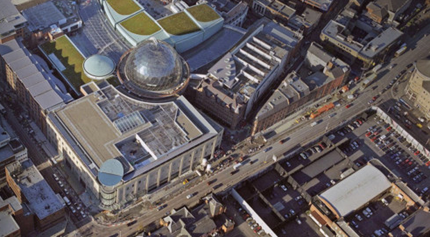 The Brexit vote has affected confidence in the commercial property sector in Belfast, say surveyors.