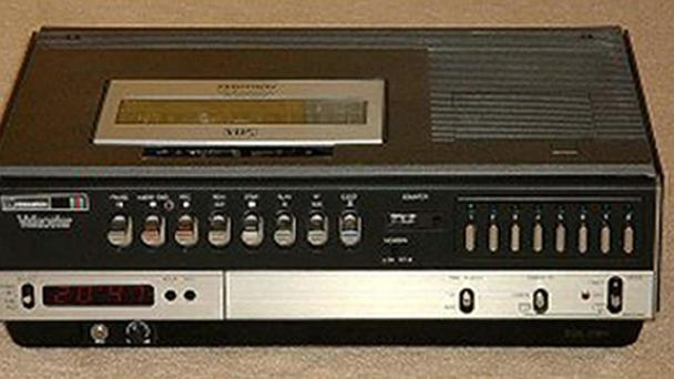 A JVC Videostar - Funai Electric, the only firm still making video cassette recorders, is to cease production