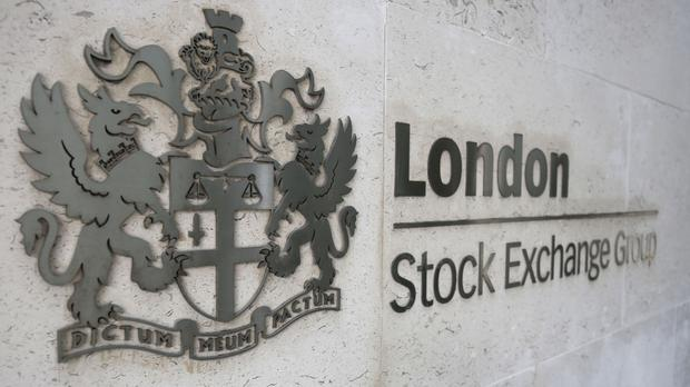 The FTSE 100 index was off 20.4 points to 6710.13