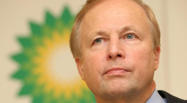 BP Group chief executive Bob Dudley said the outlook for the company was much stronger and focused on growth