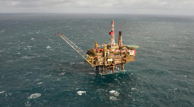 The dispute concerns workers on Shell platforms