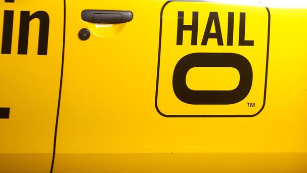 Daimler said its MyTaxi firm will join forces with the smartphone app Hailo