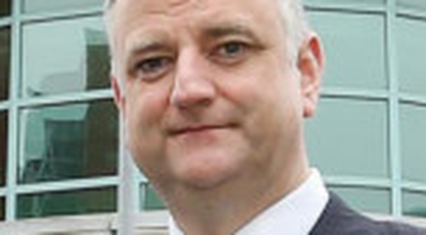 John Healy (pictured) recently replaced Bro McFerran at the helm of Allstate