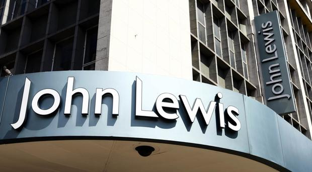 John Lewis said the hot weather had affected its sales
