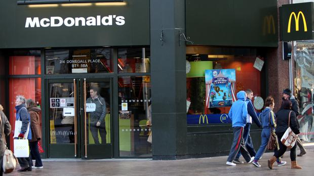 McDonald's has created 8,000 jobs in recent years, taking its workforce to more than 110,000