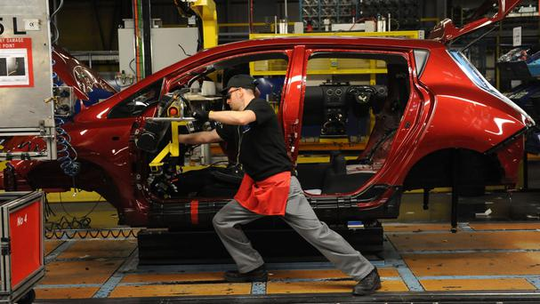 UK car producers are concerned about the fallout from Brexit