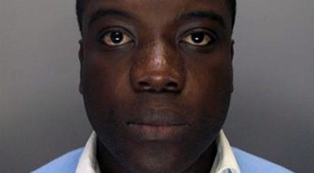 Kweku Adoboli served half of his seven-year sentence (City of London Police/PA)