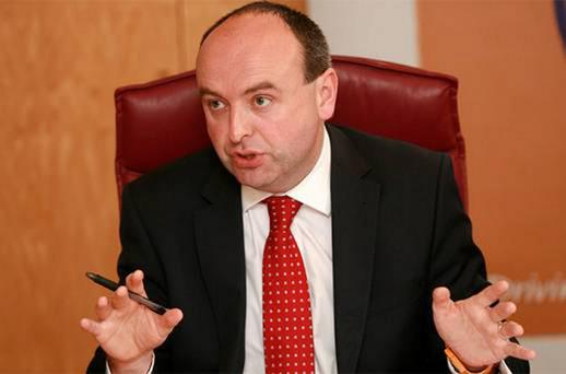 Ibec's director of policy Fergal O'Brien