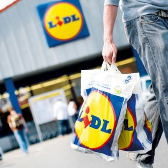 Discount supermarket giant Lidl has seen its sales her grow by 3.1%