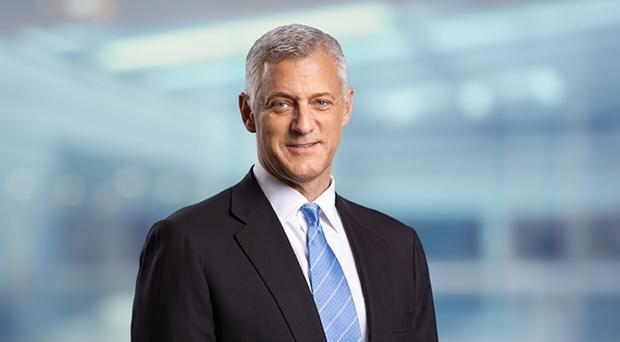 Standard Chartered chief executive Bill Winters is overseeing a restructure at the bank (Standard Chartered/PA)